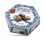 Hexagonal Surtido Chocolates 200 g