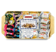 Assorted Specialties & Chocolates tray 500 g