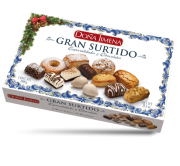 Surtido Especialidades y Chocolates 1000 g